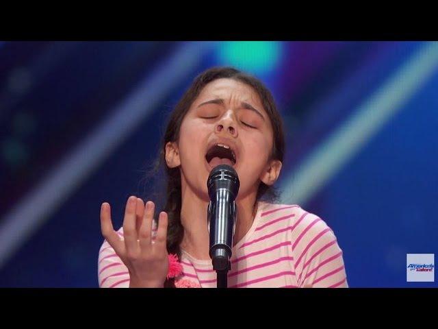 Laura Bretan (Audition - America's Got Talent 2016) - Legendado - [PT/BR]