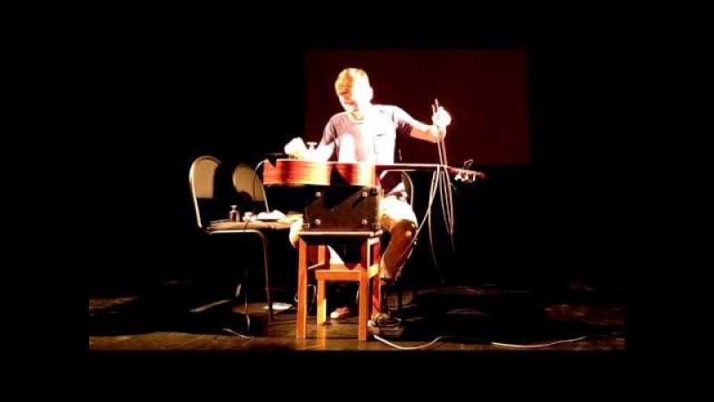 Alexander Markvart - live@theater Vstrecha. 14.05.2016