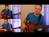 Bass guitar solo by Mikhail Agapov - A little story (Соло на бас-гитаре, слэп)