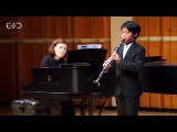 The 2nd CAI Competition Winner - Joshua Choi - Carl Maria von Weber - Concertino in E-flat major, Op. 26