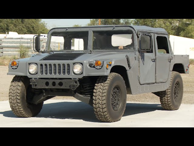 Plan B Supply - Shop Tour, Hmmwv, Humvee, Bobbed Deuce, 5 Ton Crew cab and more!