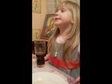 Первая любовь или как  появляются дети!Моя дочь мочит!))