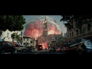 Ядерные взрывы в Сан-Франциско (Терминатор: Генезис. 2015)