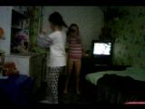 Мини-Кошка и Супер-Собака танец Помогатор