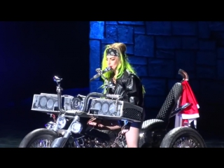 Lady Gaga - The Born This Way Ball (full concert) (Live @ Montreal) (HD)