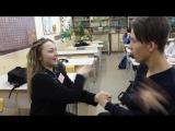 Поздравление с 8 марта для девочек 11 б класса