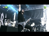 Gojira - The Heaviest Matter Of The Universe (Live  Garorock 2014)
