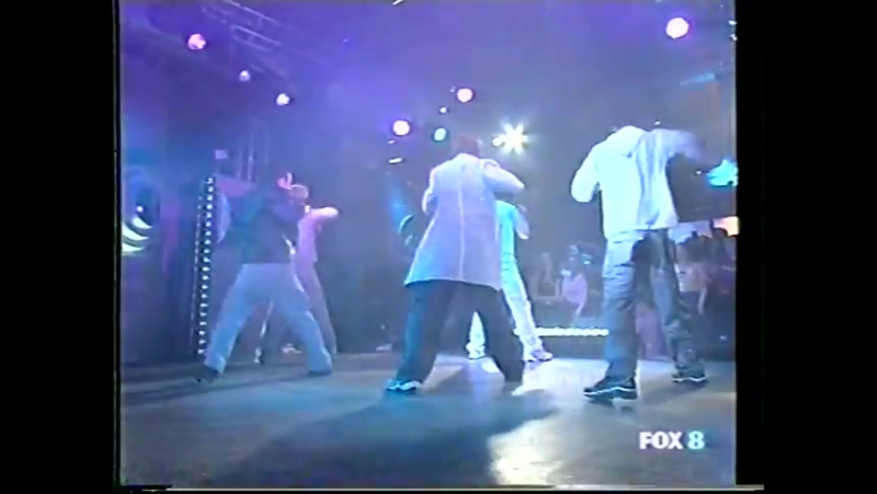 N Sync - Bye Bye Bye (Live on Pepsi Chart), 2000