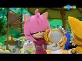 Соник Бум / Sonic Boom 1 сезон 41 серия - Образцы для подражания (Карусель)