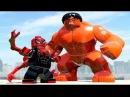 Оранжевый Халк против Человека Паука. Лего Марвел. Супергерои - Видео Dailymotion