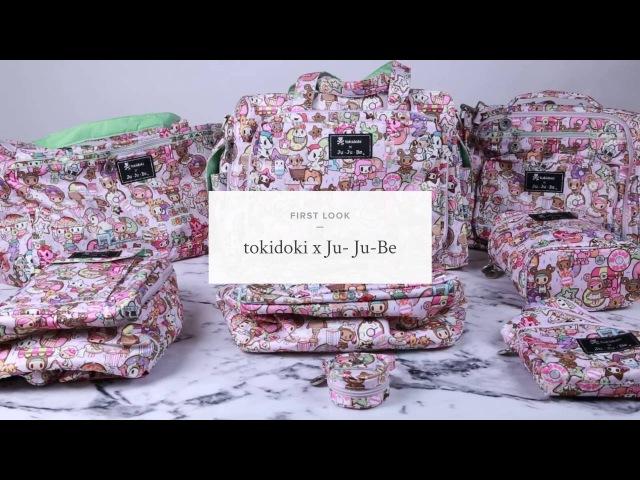 Tokidoki x Ju-Ju-Be Donutella's Sweet Shop Collection