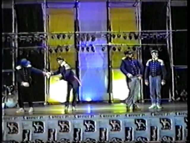 Фестиваль Breiks-87 - Break Dance в СССР USSR