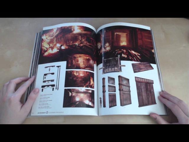 Art Flips: Tomb Raider The Art of Survival Artbook