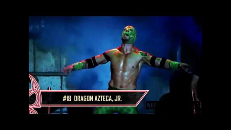 Lucha Underground Aztec Warfare II Highlights - HD