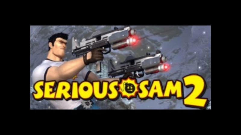 Serious Sam 2 Прохождение Первая часть медальона Победили Квонга 4