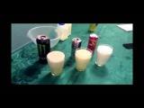XS Power Drink demo