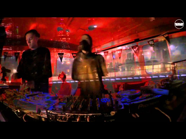Endgame Converse Rubber Tracks Live x Boiler Room London DJ Set