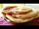 Индийские лепешки Наан: видео-рецепт