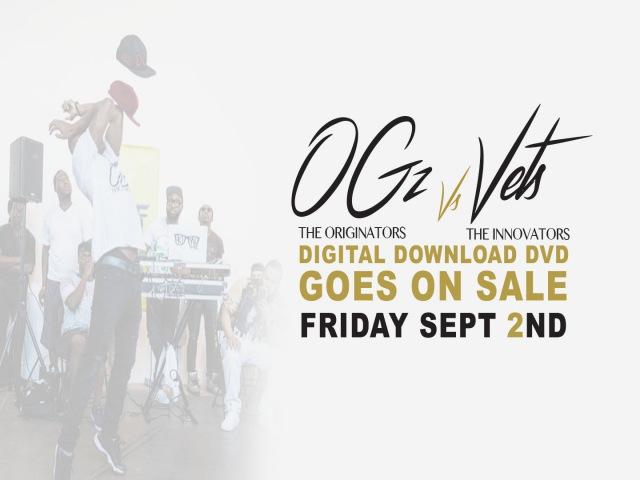 BattleFest OGz Vs Vets DVD Sept 2nd