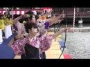 Toshiya - Pretty Japanese Girls in Kimono doing Kyudo (Archery) in Kyoto 通し矢