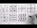 Patterns For Doodling | 24 Doodle Patterns, Zentangle Patterns, Mandala Patterns