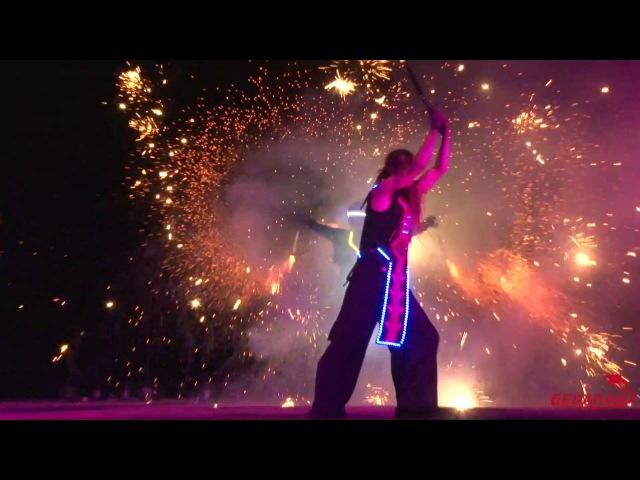 Международный фестиваль огня