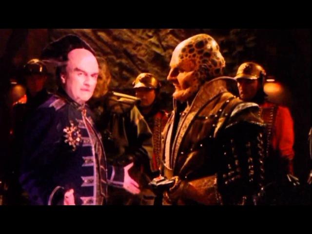Babylon 5 - Londo sets a trap for Refa
