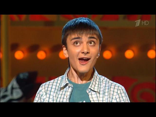 Никита Козырев показал 50 пародий за 3 минуты (HD)