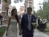 Прикольные съёмки свадьбы