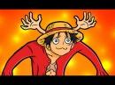Luffys All Imitations Usopp,Chopper,Sanji Zoro One Piece Funny Moment