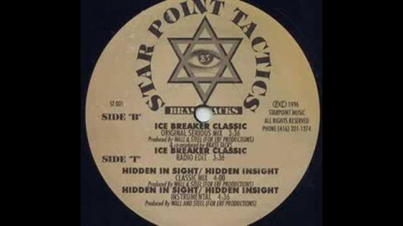 Brass Tacks - Ice Breaker Classic Hidden Insight