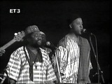 OSIBISA - Woyaya (live in Greece 1995)