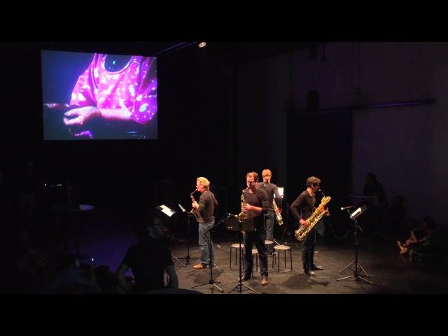 Konus Quartet - Phill Niblock - To Two Tea Roses