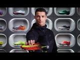 Nike Football Presents Speed Room ft. Cristiano Ronaldo &amp the New Mercurial Superfly V