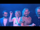 ABBA Reunion Footage (January 2016) The Way Old Friends Do