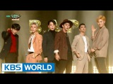 B.A.P - Be Happy Music Bank HOT Stage 2015.12.18