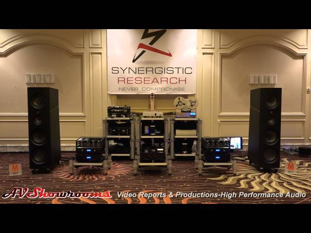 The famous Synergistic Research FEQ and Black Hole test, Magico Q7, VAC, Scott Walker Audio