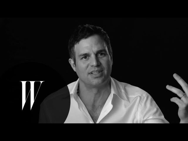 Mark Ruffalo Explains His Man-Crush on Joaquin Phoenix | Screen Tests 2015