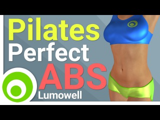 Pilates Perfect ABS - 10 Minute Workout
