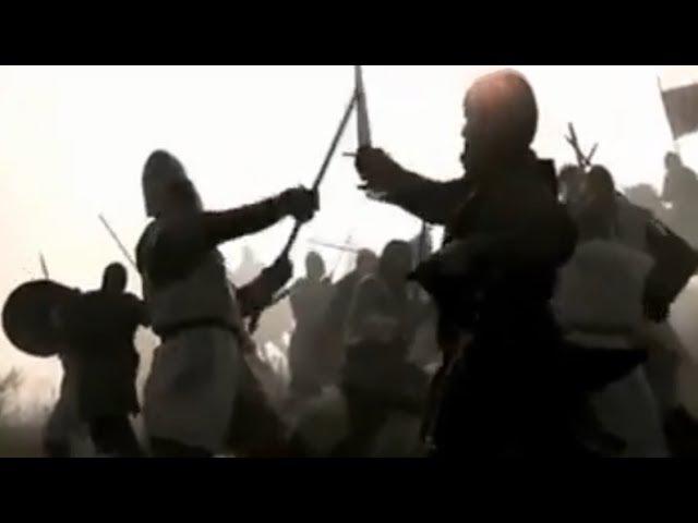 Medieval Lithuanian warriors ancient war song   Karinė sutartinė - Žvingia žirgas, dolija
