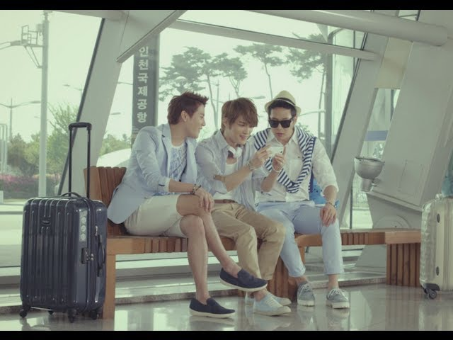 JYJ - Only One MV (2014 Incheon Asiad Song)
