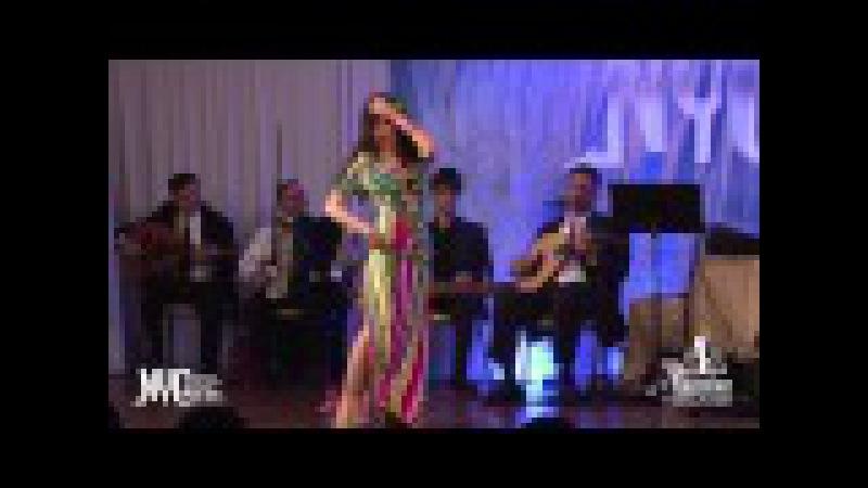 Nada El Masriya - Baladi Improvisation with Live Music at NYCairo