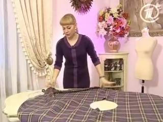 059 - Ольга Никишичева. Юбка-солнце одним швом