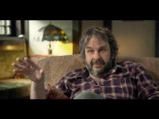 Хоббит Нежданное путешествие/The Hobbit: An Unexpected Journey (2012) Интервью с Питером Джексоном
