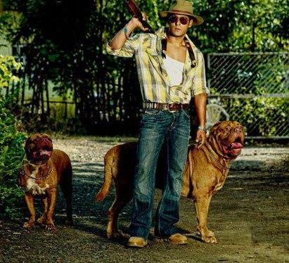 Звезды Болливуда с их любимыми домашними животными.