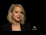 Jennifer Lawrence on Life After Hunger Games, Fighting for Fair Pay