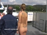Maria Nude in Public 5