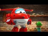 Супер Крылья: Джетт и его друзья - 28. Сырная гонка