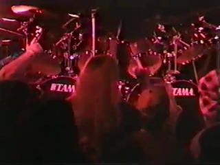Grip Inc.- Pathetic Liar. Live 1997, Featuring Dave Lombardo Of Slayer