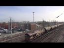 Spot a Rennes Vitre les 2 3 05 2016 Infra TGV Fret TER HLP